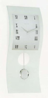 ドイツ・ヘルムレ社デザインクロック70669‐002200 HERMLE 掛け時計(掛時計)送料無料