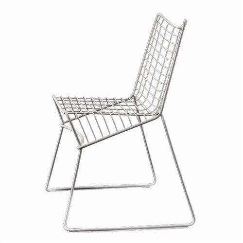 MAGIS (true) Strings Chair Strings Chair (product Made In Chrome )SD610  Italy, Chair (chair) Fs3gm)