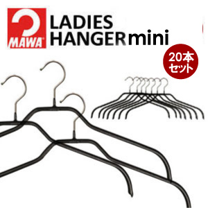 Hanger fs3gm slip as Mai マワハンガー (MAWA hanger) レディースハンガーミニ 20 book set slip, ( MAWA ) co. hanger kids (children)