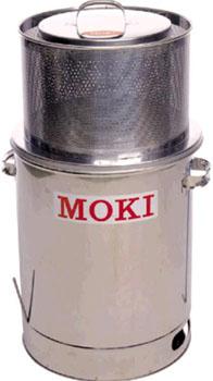 MOKI ダイオキシンクリア 焼却炉 60L 【家庭用】【ステンレス】【日本製】【小型】 モキ製作所(Moki) 送料無料