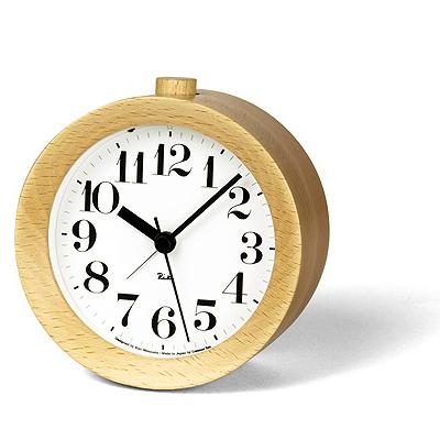 RIKI ALARM CLOCK / alarm clock WR09-15 リキクロック clock fs3gm