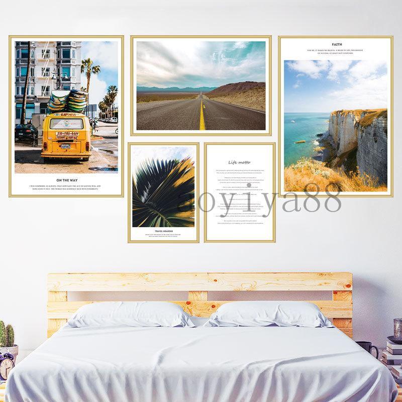 応接間 ウォールステッカー シール 壁紙 北欧風 額縁 室内装飾 心暖まる INS 市場 開店祝い 飾り 寝部屋