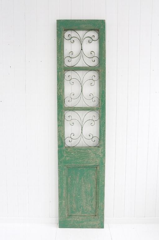 【在庫処分大特価!】アイビー・ドア建材 建具 壁飾り ウォールアート アンティーク風 ガーデンオーナメント ガーデンファニチャー レトロ 北欧 おしゃれ シンプル レトロ