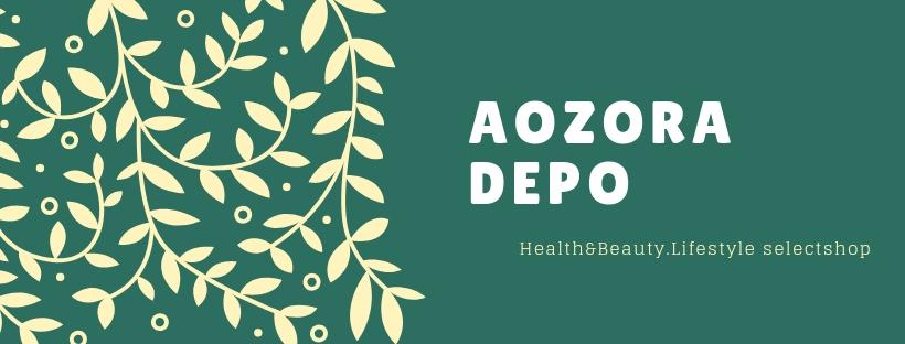 AOZORA DEPO:医薬品・健康食品等を中心に取り扱っています。
