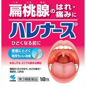 腫れ に 効く 腺 の 薬 扁桃
