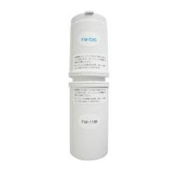 フジ医療器 電解水素水・アルカリイオン整水器 トレビ専用交換カートリッジFW-13CM