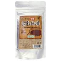 オーサワの有機玄米珈琲  100g 6袋セット【T8】