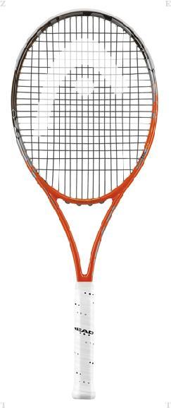 ヘッド(HEAD)硬式テニスラケット【送料無料】【40%OFF】YouTek IG Radical MP/ユーテックIGラジカルMP/フレーム販売[230422]【P50904】【ss2003】