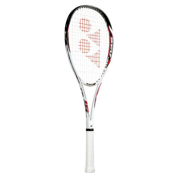 【最大1500円OFFクーポン発行中!】ヨネックス(YONEX)ソフトテニスラケット(後衛用)/フレーム販売ナノフォース1Vレブ(NANOFORCE 1S REV【送料無料】クリアーレッド[NF1SR-459]