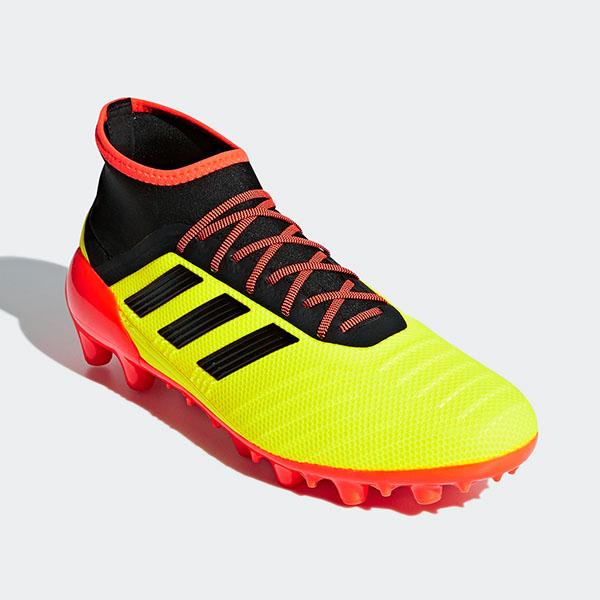 アディダス(adidas)プレデター 18.2-ジャパン HG/AGサッカースパイク メンズ (18aw)ソーラーイエロー/コアブラック/ソーラーレッドBB6937【052817】