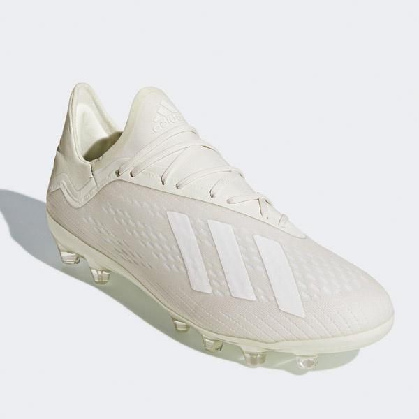 アディダス(adidas)エックス 18.2-ジャパン HG/AGサッカースパイクオフホワイト/ランニングホワイト/コアブラックBB6951【0925】