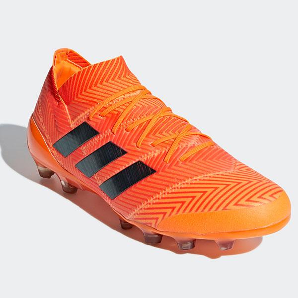 アディダス(adidas)ネメシス 18.1-ジャパン HG/AGサッカースパイク メンズ (18aw)ゼスト/コアブラック/ソーラーレッドBB6980【052817】