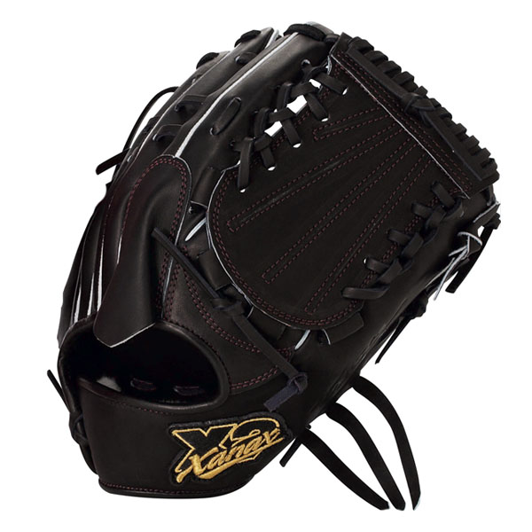 ザナックス(XANAX) トラストエックス 硬式 野球 グラブ(投手用)(18ss) ブラック BHG-12018-90 野球用品【P10】