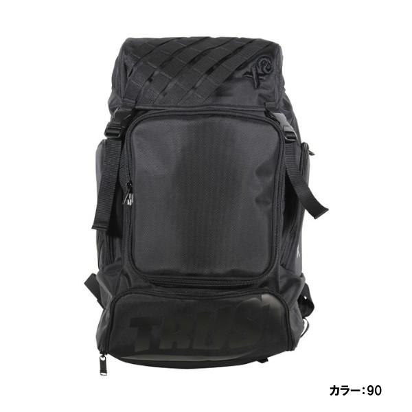 ザナックス(xanax) フラップバックパック バッグ メンズ レディース ユニセックス (19ss) ブラック ba-g811-blk