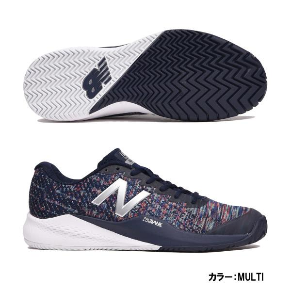 ニューバランス(Newbalance) テニスシューズ シューズ メンズ (19aw) MULTI マルチ オールコート 4E 幅広 mch996y34e【P50904】【SS2006】