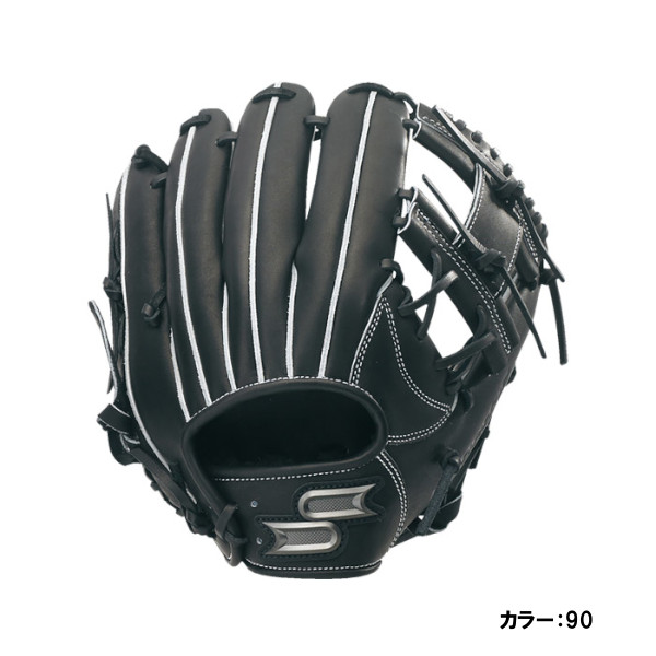エスエスケイ(SSK) proedge(プロエッジ) 硬式内野手用 グラブ 一般 (19aw) ブラック レングス:5L 右投げ pek64119f-90【P10】
