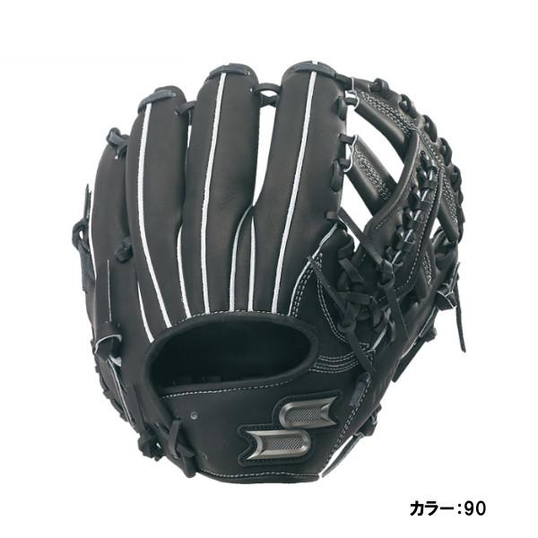 エスエスケイ(SSK) proedge(プロエッジ) 硬式内野手用 グラブ 一般 (19aw) ブラック レングス:6S 右投げ pek85419f-90【P10】
