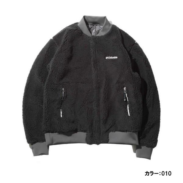 コロンビア(Columbia) スロータースロープパターンドジャケット ジャケット メンズ (19aw) Black ブラック pm1563-010【19秋冬】【特価】【SS2006】