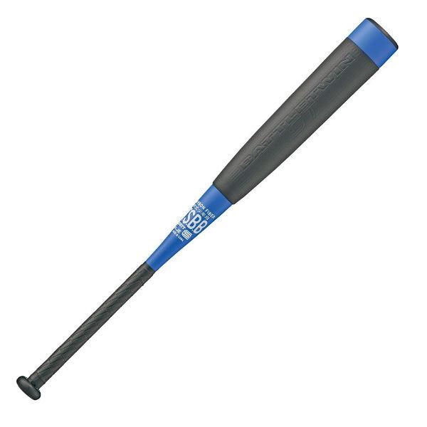 ゼット(ZETT) 少年軟式FRP製バット バトルツインST ジュニア (20ss) ブルー 76cm 540g平均 BCT70076-2300