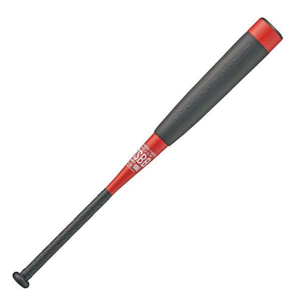 ゼット(ZETT) 少年軟式FRP製バット バトルツインST ジュニア (20ss) レッド 78cm 550g平均 BCT70078-6400