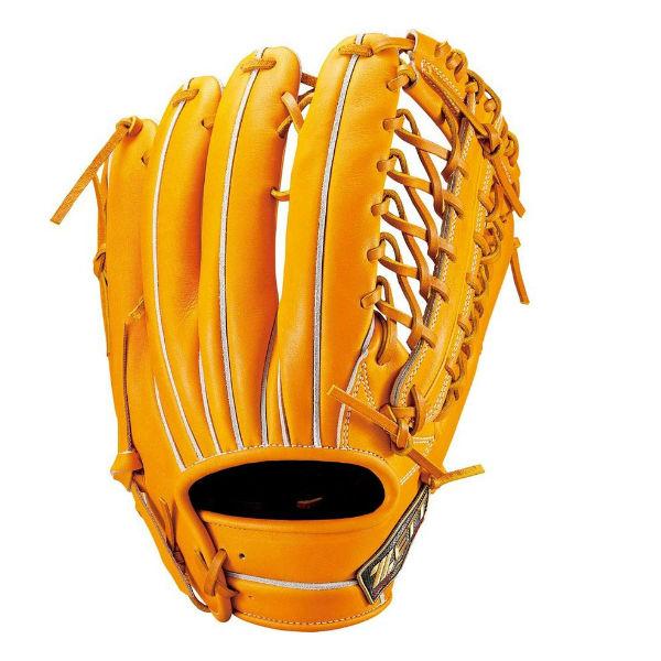 ゼット(zett) 硬式野球 プロステイタス SEシリーズ 外野手用 グローブ (20ss) オレンジ BPROG07S-5600【P10】
