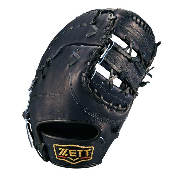 ゼット(ZETT) プロステイタス 軟式野球 一塁手用グラブ (19ss) Nブラック BRFB30913-1900N【SS2006】【P10】
