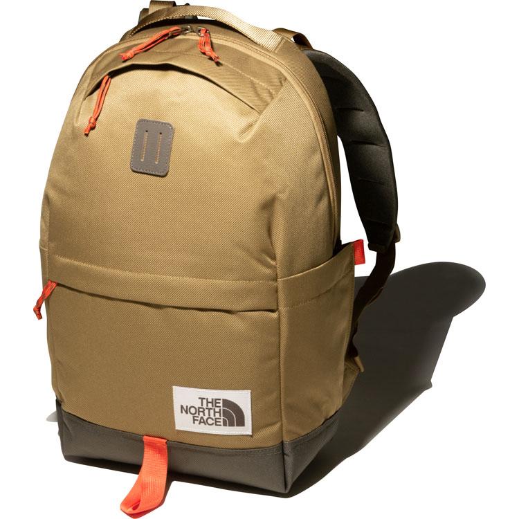 ザ・ノースフェイス(THE NORTH FACE) デイパック Daypack ユニセックス (19aw) ブリティッシュカーキ 22L NM71952-BK