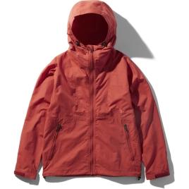 ザ・ノースフェイス(THE NORTH FACE)コンパクトジャケット レディース Compact Jacket (20ss) サンベイクドレッド NPW71830-SR
