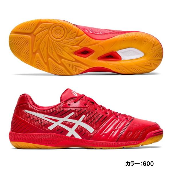 アシックス(asics) DESTAQUE FF シューズ ユニセックス メンズ (20ss) CLASSIC RED/PURE SILVER 1111a005-600