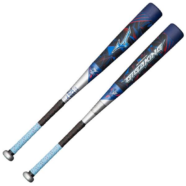 ミズノ(mizuno) 少年軟式用バット ビヨンドマックス ギガキング BEYONDMAX GIGAKING ジュニア (20aw) ブルー ミドルバランス 78cm 平均600g 1CJBY15078