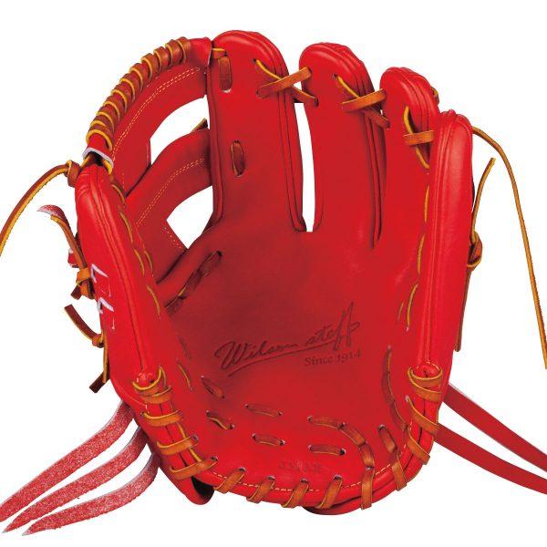 ウイルソン(wilson)野球 硬式用 内野手用グローブ Wilson Staff ウイルソンスタッフ DS 一般用 Eオレンジ 右投げ用 サイズ5 WTAHWTDST-22