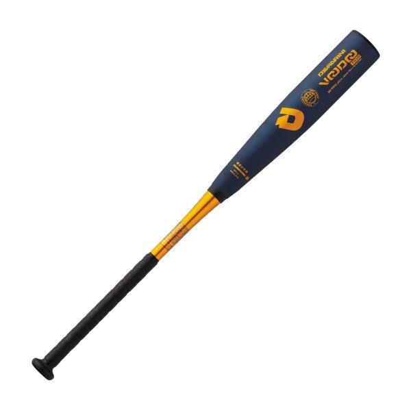 ディマリニ (Demarini) 野球 小学部用バット VOODOO(ヴードゥ)TS19 H&H Bブラック×ゴールド 76cm/700g平均、79cm/720g平均 トップバランス WTDXJBSDR