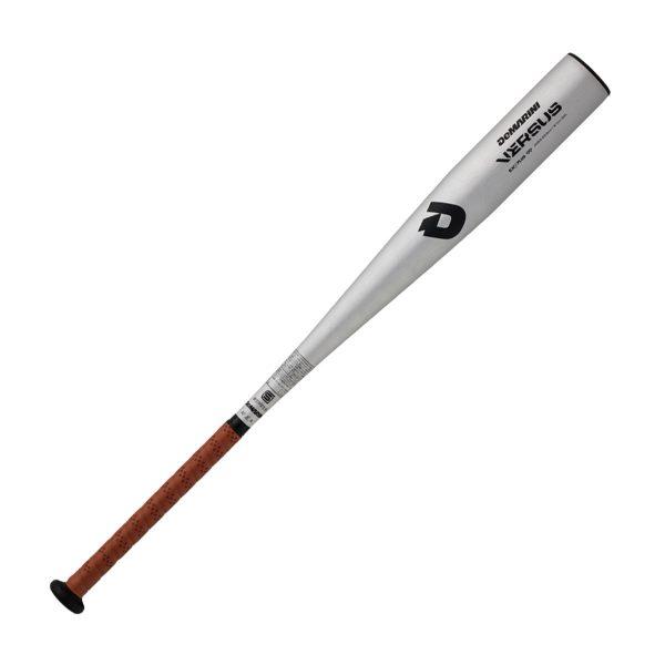 ディマリニ (Demarini) 野球 中学硬式バット ヴァーサス シルバー 82.5cm/790g平均 ミドルバランス WTDXJHQVS