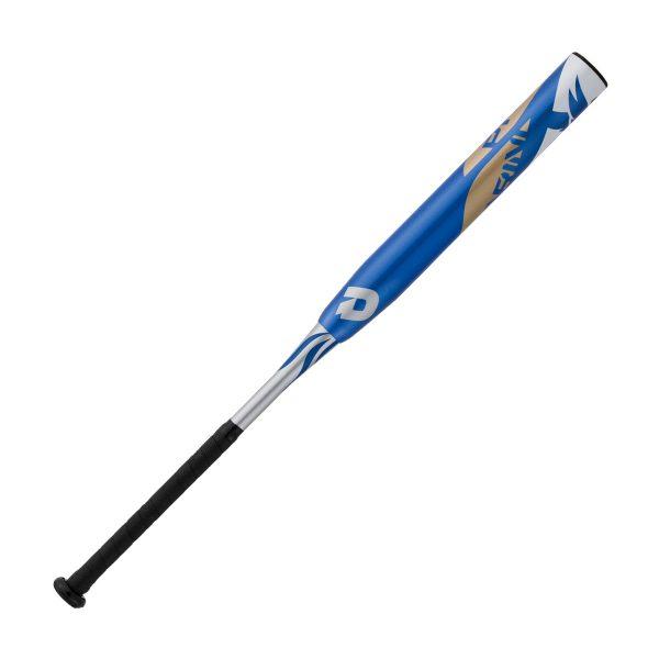 ディマリニ (Demarini) ソフトボール用バット ゴム3号 PHENIX フェニックス ブルー 84cm/710g平均 セミトップバランス 高校男子~一般向け WTDXJSRPR-BLU