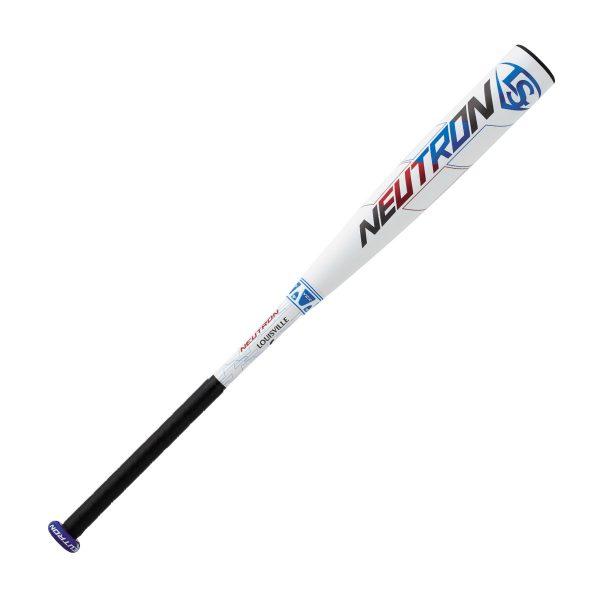 ルイスビルスラッガー (Louisville Slugger) 野球 軟式用バット NEUTRON ニュートロン 一般 ホワイト 84cm/710g平均 セミトップバランス WTLJRB20N