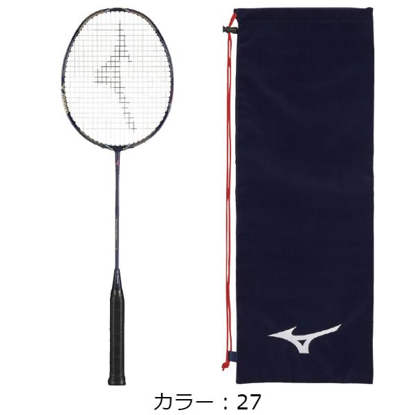 ミズノ(mizuno) FORTIUS 10 QUICK SPECIAL EDITION ラケット (20SS) ネイビー 73JTB00327