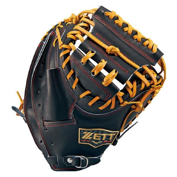 ゼット(zett) 硬式野球 ミット プロステイタス プレミアム 捕手用 (20ss) ブラック BPROCMP2-1900