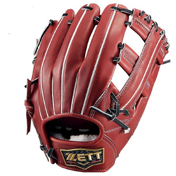 ゼット(zett) 硬式野球 グローブ プロステイタス プレミアム 内野手用 (20ss) ボルドーブラウン BPROGP6-4000