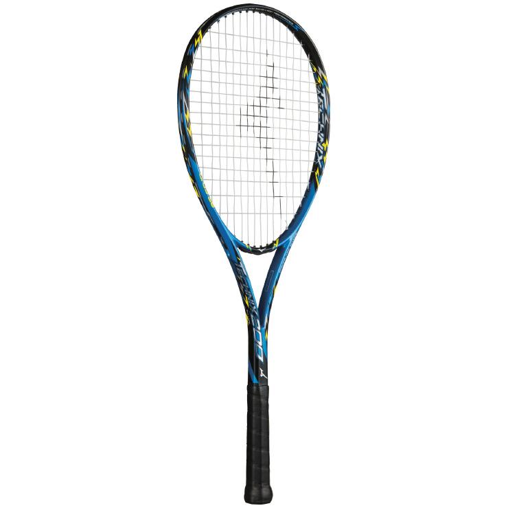 ミズノ(MIZUNO)TECHNIX200(テクニックス200) ソフトテニス ラケット(18ss) ブルー 00ZG 63JTN875-27