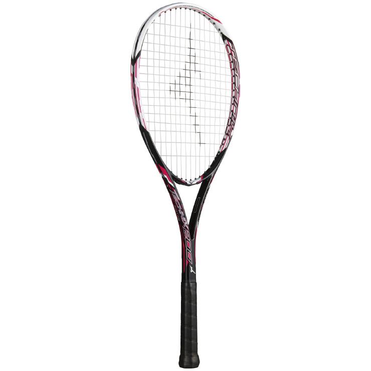※価格不明※ミズノ(MIZUNO)TECHNIX200(テクニックス200) ソフトテニス ラケット(18ss) ピンク 00ZG 63JTN875-64