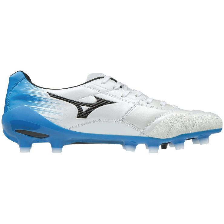 ミズノ(mizuno) モナルシーダ 2 NEO JAPAN サッカーシューズ ユニセックス (18ss) ホワイト×ブラック×ブルー 25.5cm P1GA1820-27
