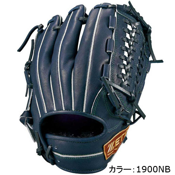 ゼット(zett) ネオステイタス 軟式グラブ 二塁手・遊撃手用 (18SS) Nブラック/レッドラベル BRGB31820-1900NB