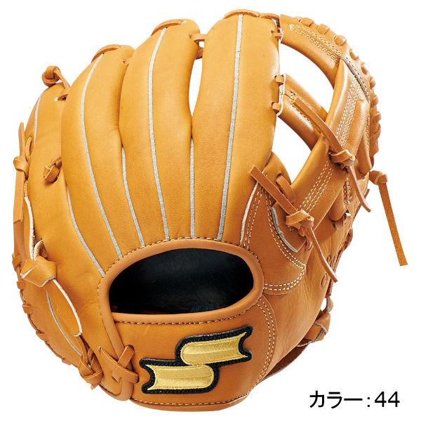 【最大4%OFFクーポン発行中】エスエスケイ(SSK) 少年軟式スーパーソフトオールラウンド用 オールラウンド用 (18SS) Mブラウン SSJ851-44 野球用品