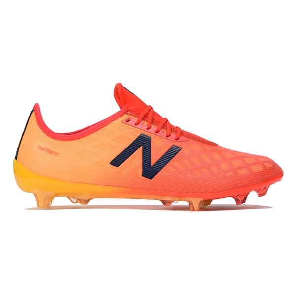ニューバランス (new balance) サッカー スパイク FURON V4 PRO FG FA4 メンズ (18fw) FLAME 24-29cm MSFPFFA4-2E【7/21】