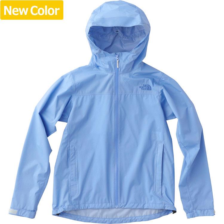 ザ・ノースフェイス(THE NORTH FACE)ベンチャージャケット(レディース)Venture Jacket(18ss) プロバンスブルーNPW11536-PB