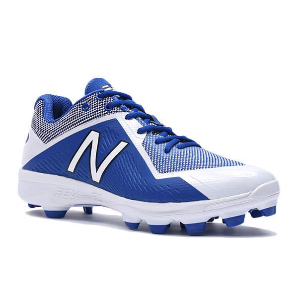 ニューバランス(Newbalance) PL4040 D4 ベースボール ポイントスパイク メンズ (18aw) ブルー 23.0cm-30.0cm PL4040R4D