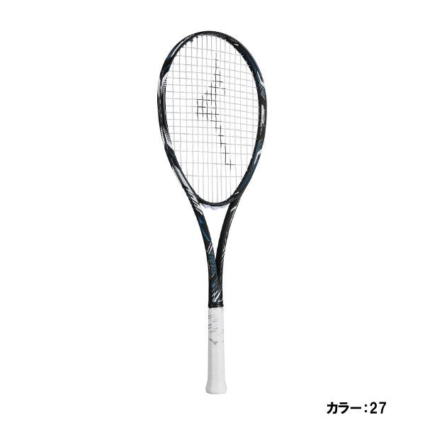ミズノ(mizuno) DIOS 50-R(ディオス 50アール) ラケット (18aw) ソリッドブラック×ターコイズブルー 63jtn86527