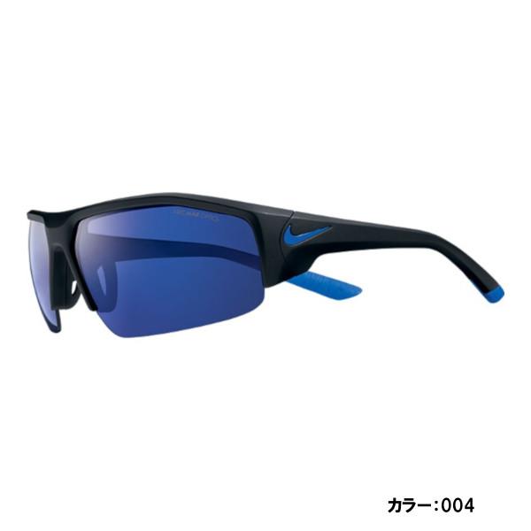 ナイキ(nike) ナイキ SKYLON ACE XV R スカイロン エース XV R サングラス メンズ レディース ユニセックス マットブラック×ゲームロイヤル ev0895-004【SS1903】