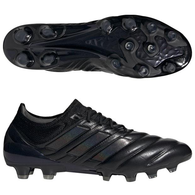 アディダス(adidas) コパ 19.1-ジャパン HG/AG シューズ メンズ ウィズ:D-E (19ss) コアブラック/コアブラック/コアブラック f97310