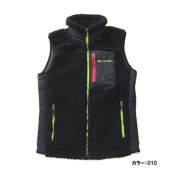 コロンビア(Columbia) SALE アーチャーリッジベスト ベスト メンズ (18aw) Black ブラック フリース pm1424-010【SS200650】